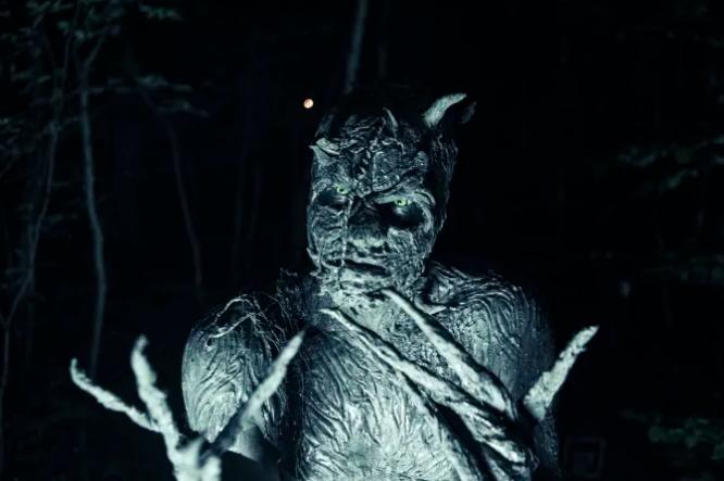 Skogen Liseberg Halloween