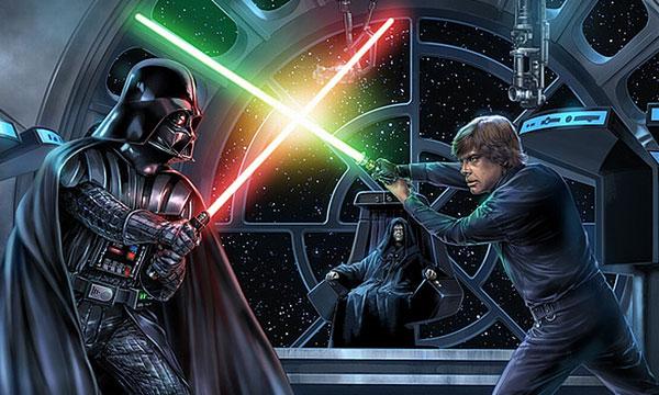 Star Wars maskerad