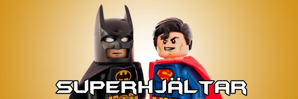 Superhjältar maskerad